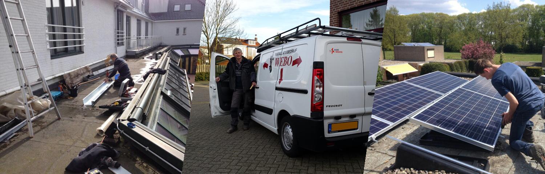 Installatiebedrijf Webo in Driebergen
